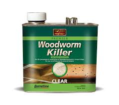 Woodworm Treatment Liquid Killer 2.5 litre