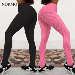 8ae442fe379de8 NORMOV Legging WomenPush Up Fitness Legging Workout Black Leggings Sexy Pink  High Waist Leggings Womens Clothing Jeggings