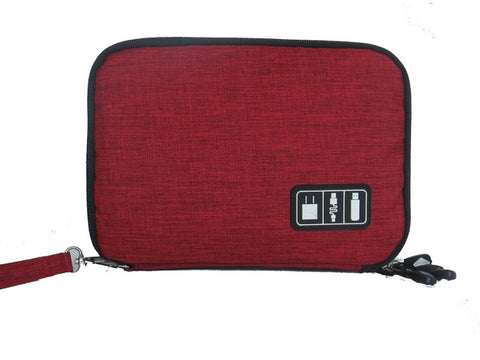 Travel Electronic Accessories Organizer