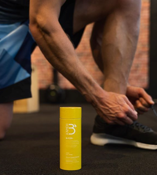 CBD cream for atheletes