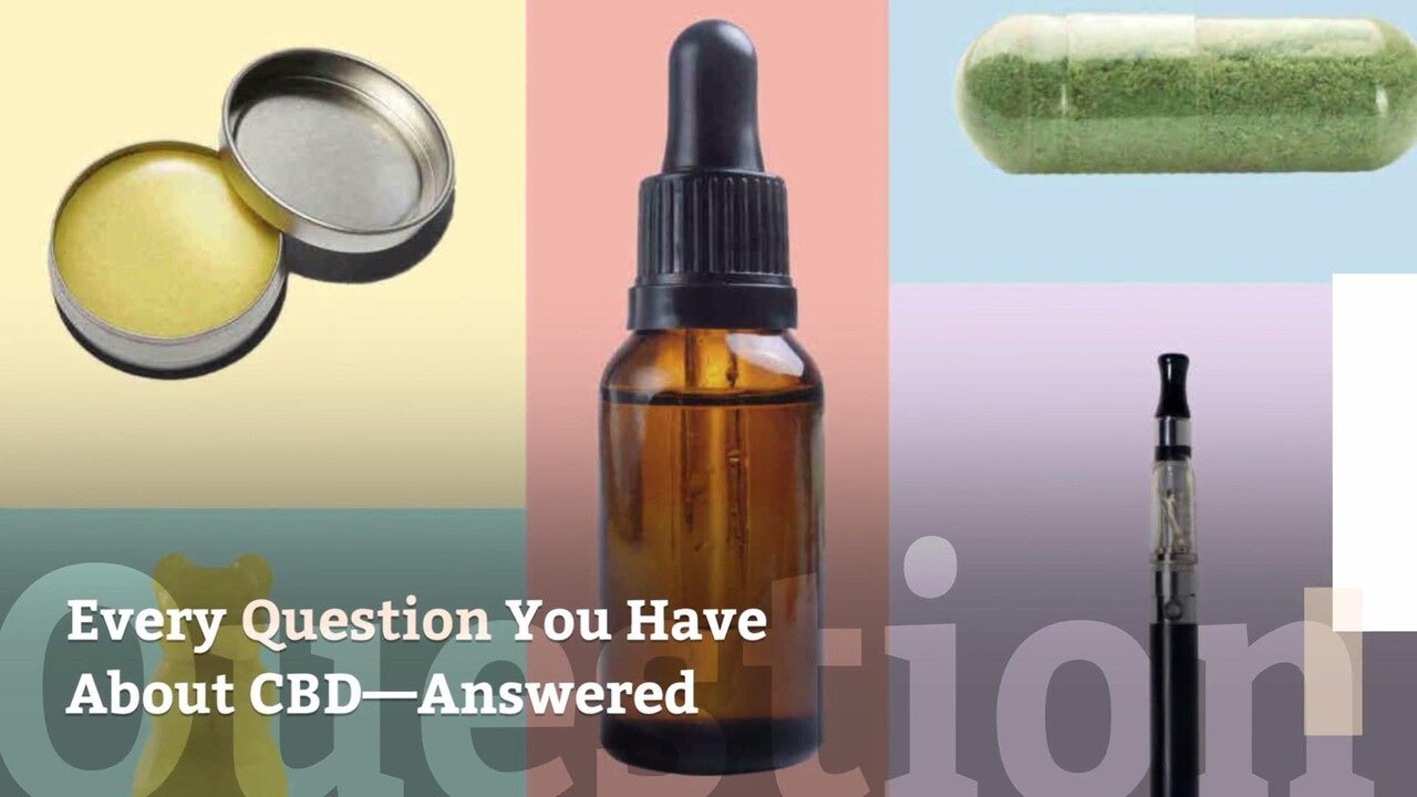 What is CBD oil? How do you use it?