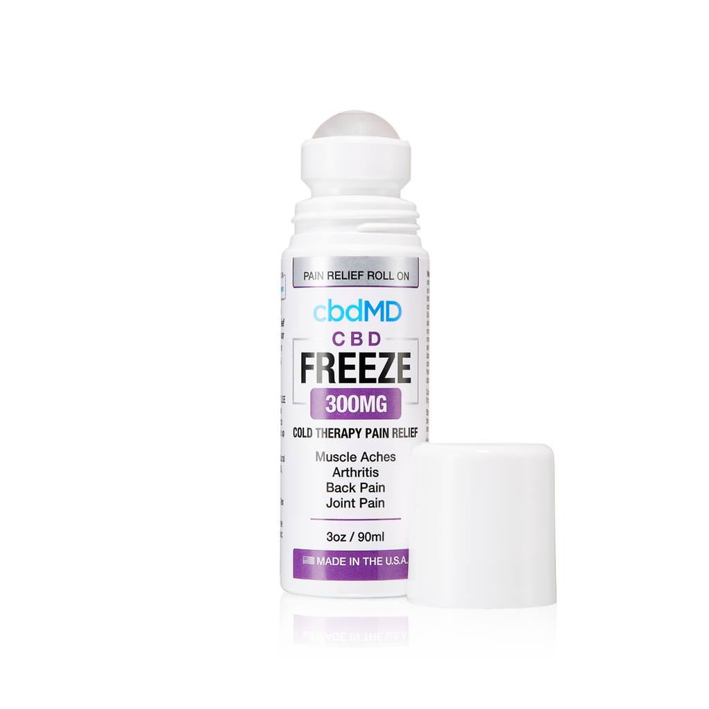 cbdmd freeze roll on