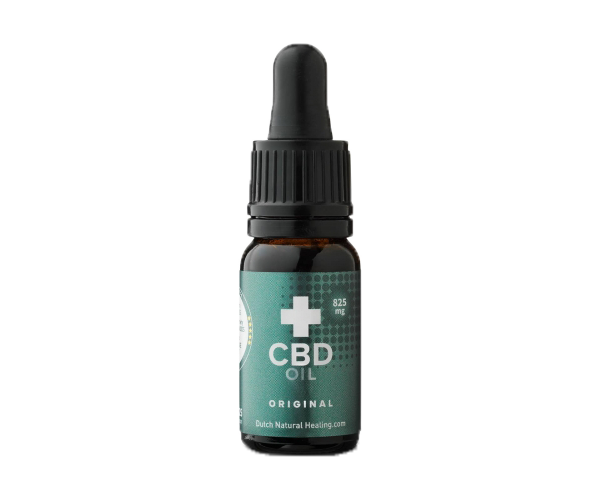 Dutch Natural Healing | CBD Oil 10 ml | 825 mg