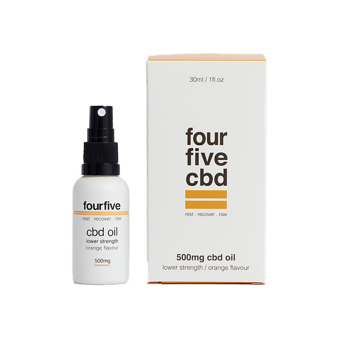 fourfive CBD Oil 500mg