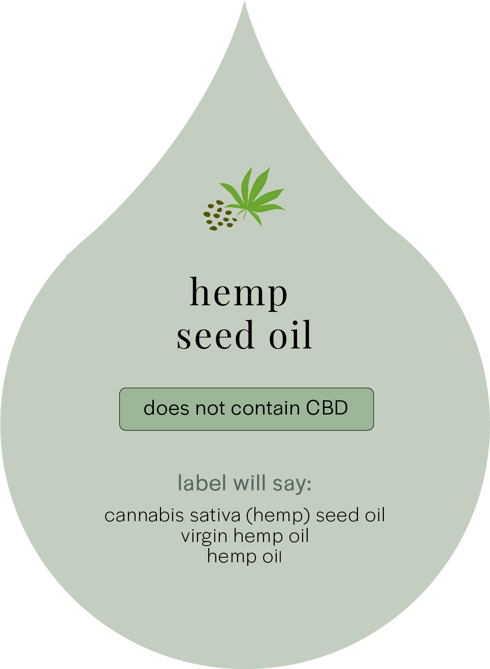 Details About Hemp Seed Oil