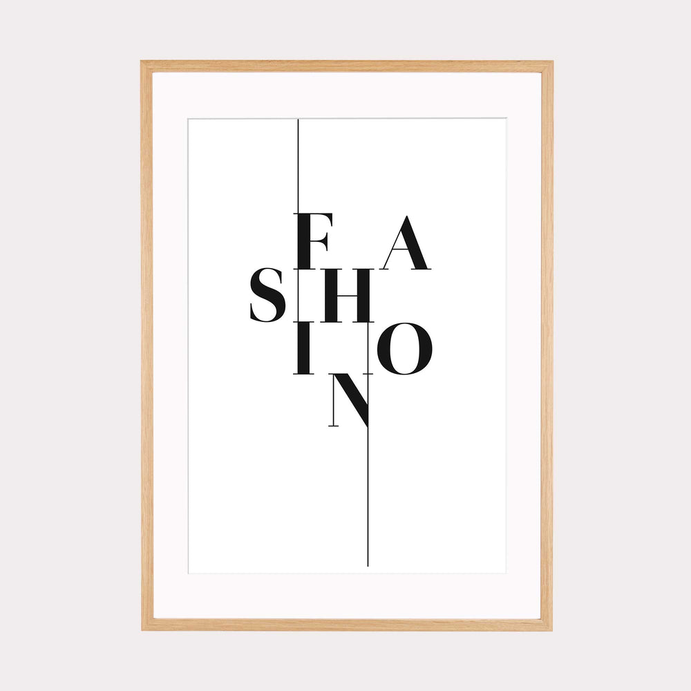 Art Print |  Fashion