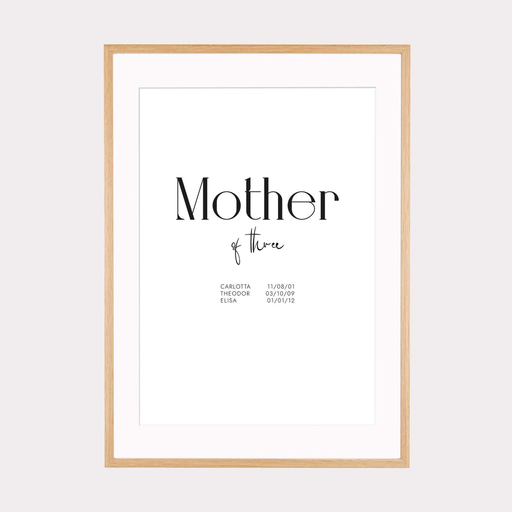 Print personalisierbar | Mother of...