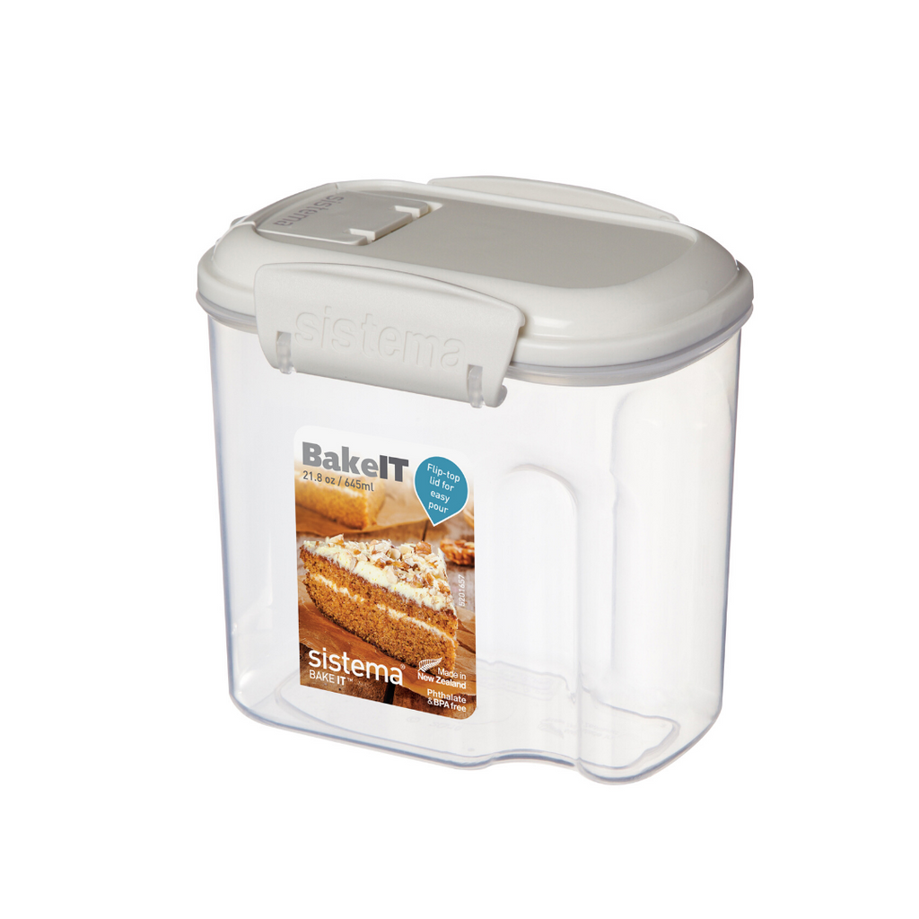 CONTENEDOR BAKE IT 645 ML
