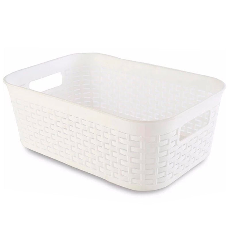 CAJA RECTANGULAR BLANCA LARGE