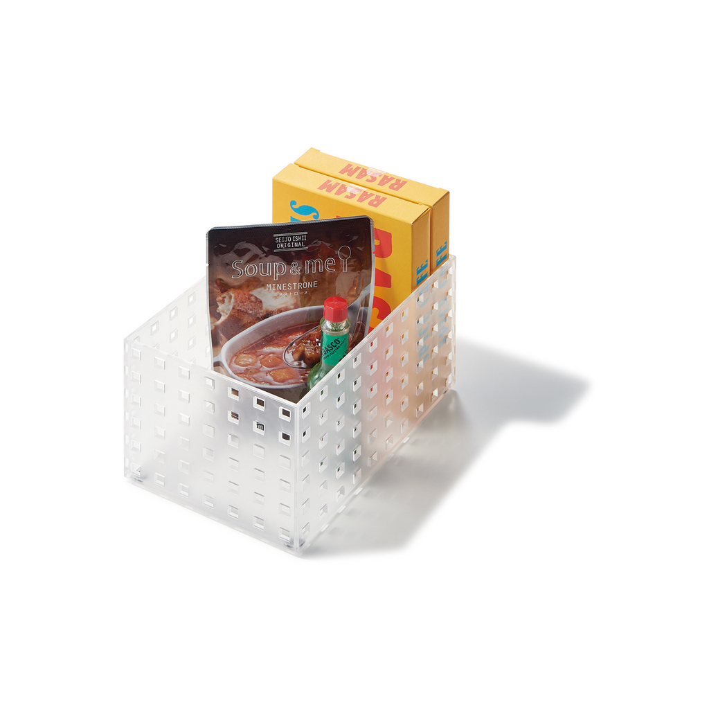 ORGANIZADOR TRANSPARENTE BRICKS LIKE IT