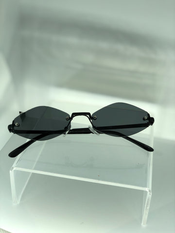 Rimless Tinted Specs