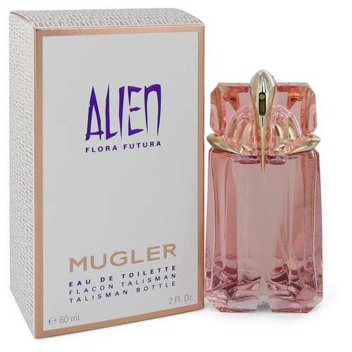 Alien Flora Futura by Thierry Mugler Eau De Toilette Spray 2 oz (Women)
