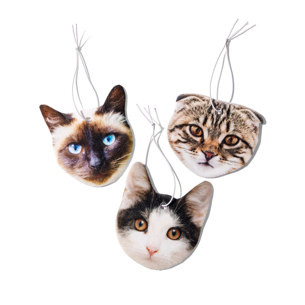 Meowie Face Air Freshener