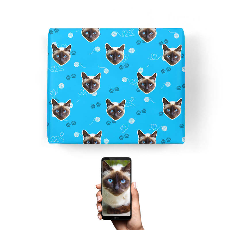 Your Cat Wrapping Paper