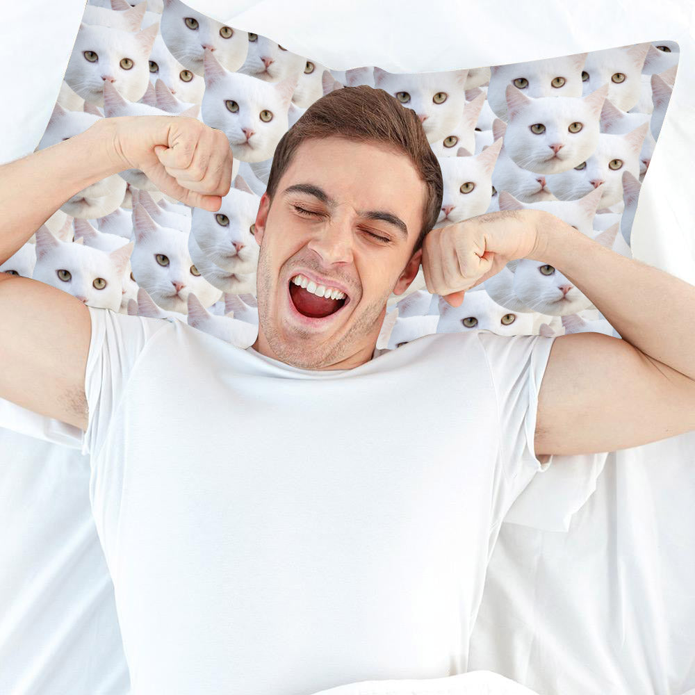 Your Cat Pillowcases