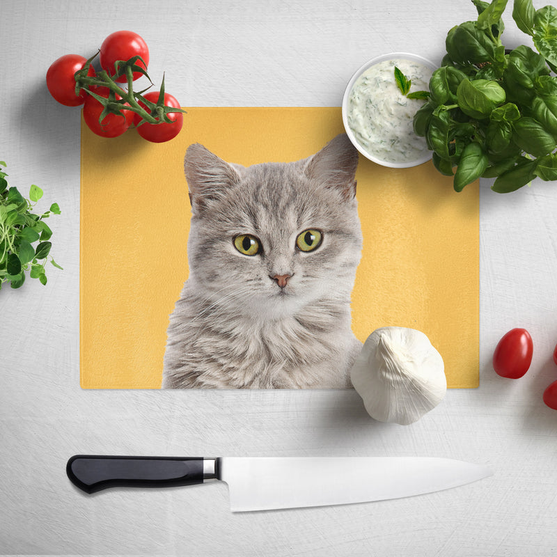 Your Cat Chopping Board