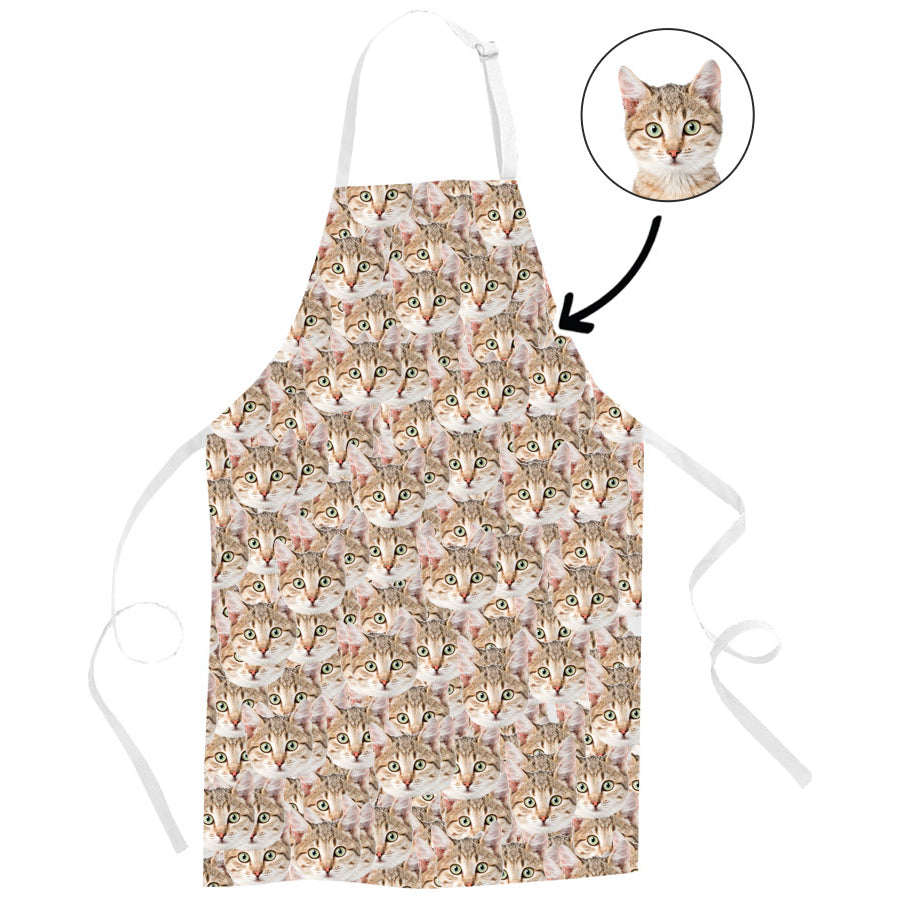 Your Cat Mash Up Apron
