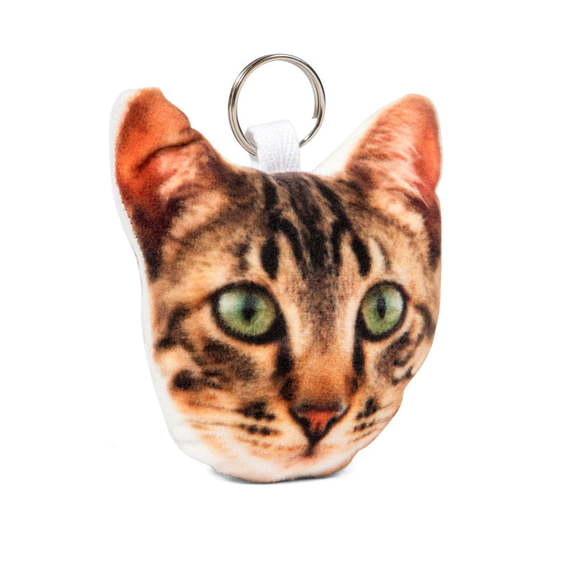 My Cat Keyring