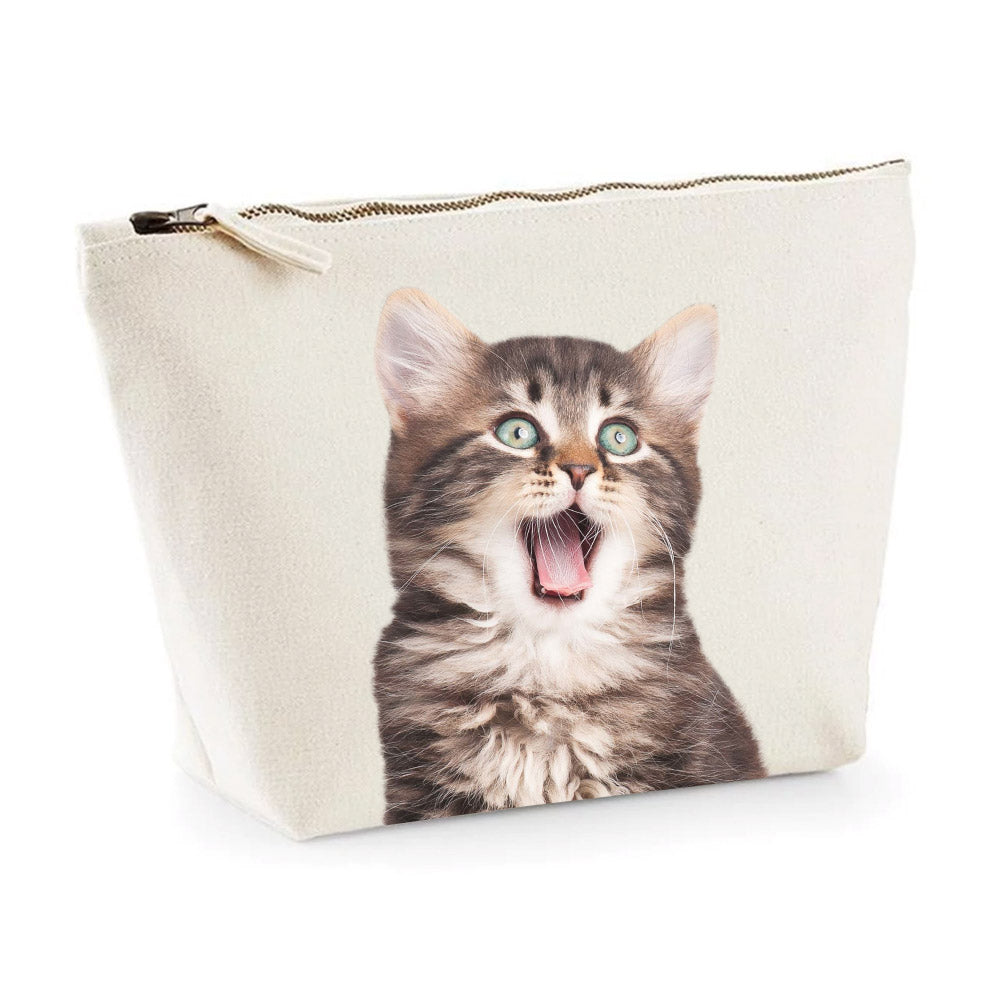 Your Cat Makeup Bag