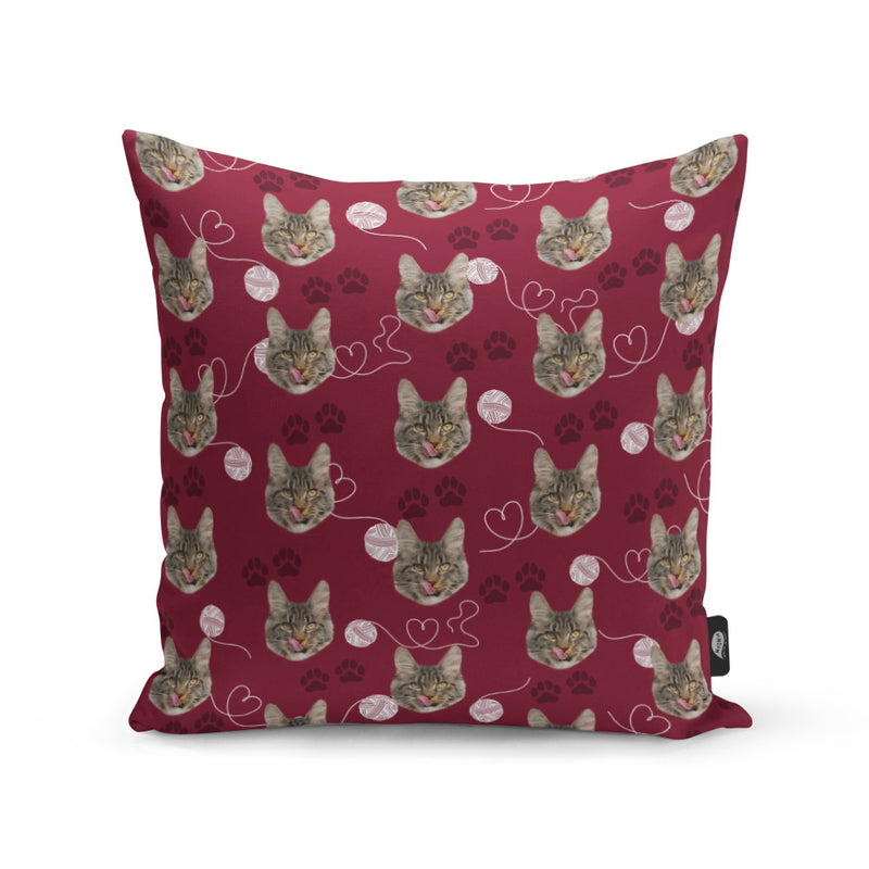 Your Meowie Cushion