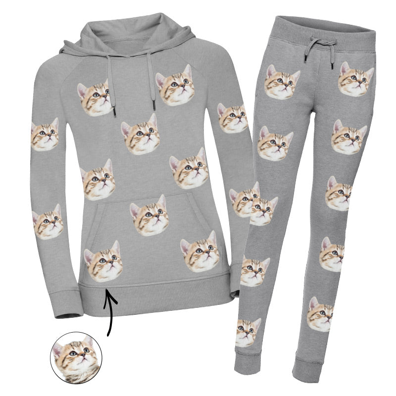 Your Cat Mens Tracksuit