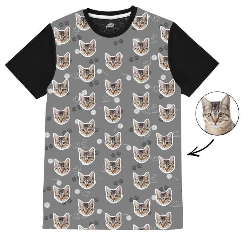 Your Cat Mens Colour T-Shirt