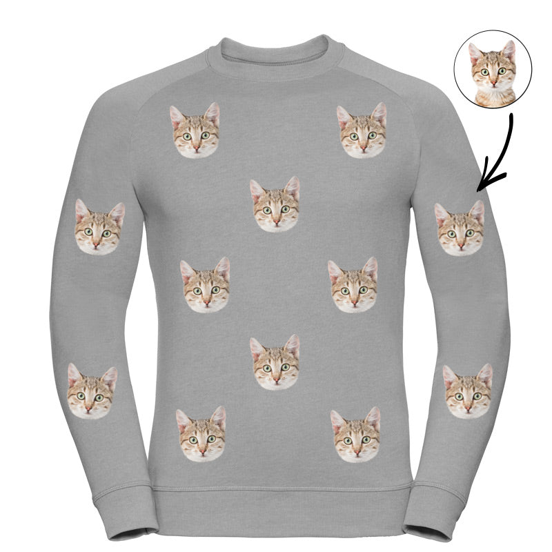Your Cat Mens Sweatshirt