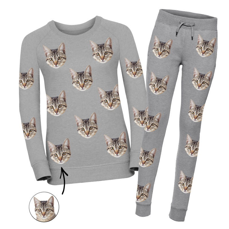 Your Cat Ladies Sweat & Jogger Set
