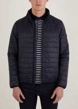 Load image into Gallery viewer, Anasonica Padded Jacket - Navy