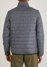 Load image into Gallery viewer, Anasonica Padded Jacket - Grey Marl