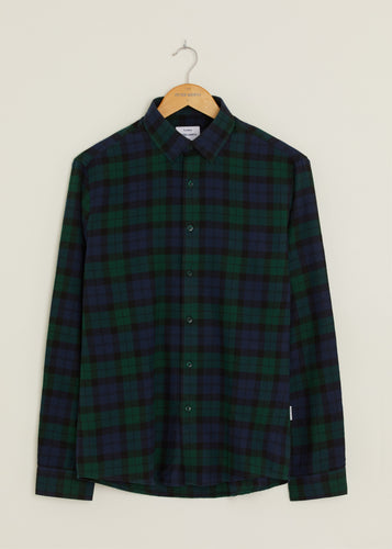 Bannerman Long Sleeved Shirt - Green