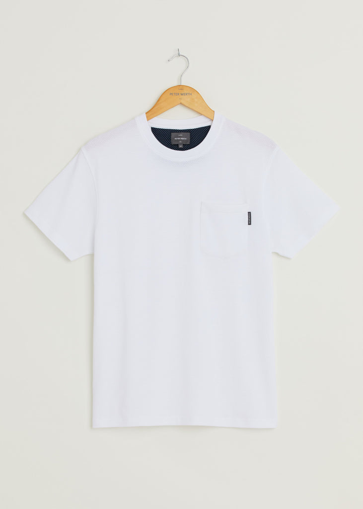 Bowling T-Shirt - White