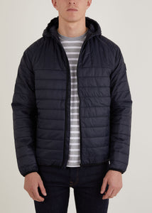 Casetta Padded Jacket - Navy