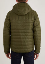 Load image into Gallery viewer, Casetta Padded Jacket - Olive