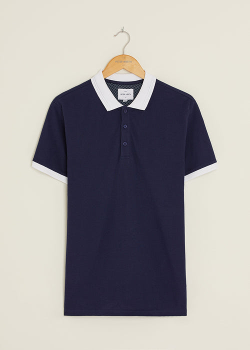 Corp Polo Shirt - Navy