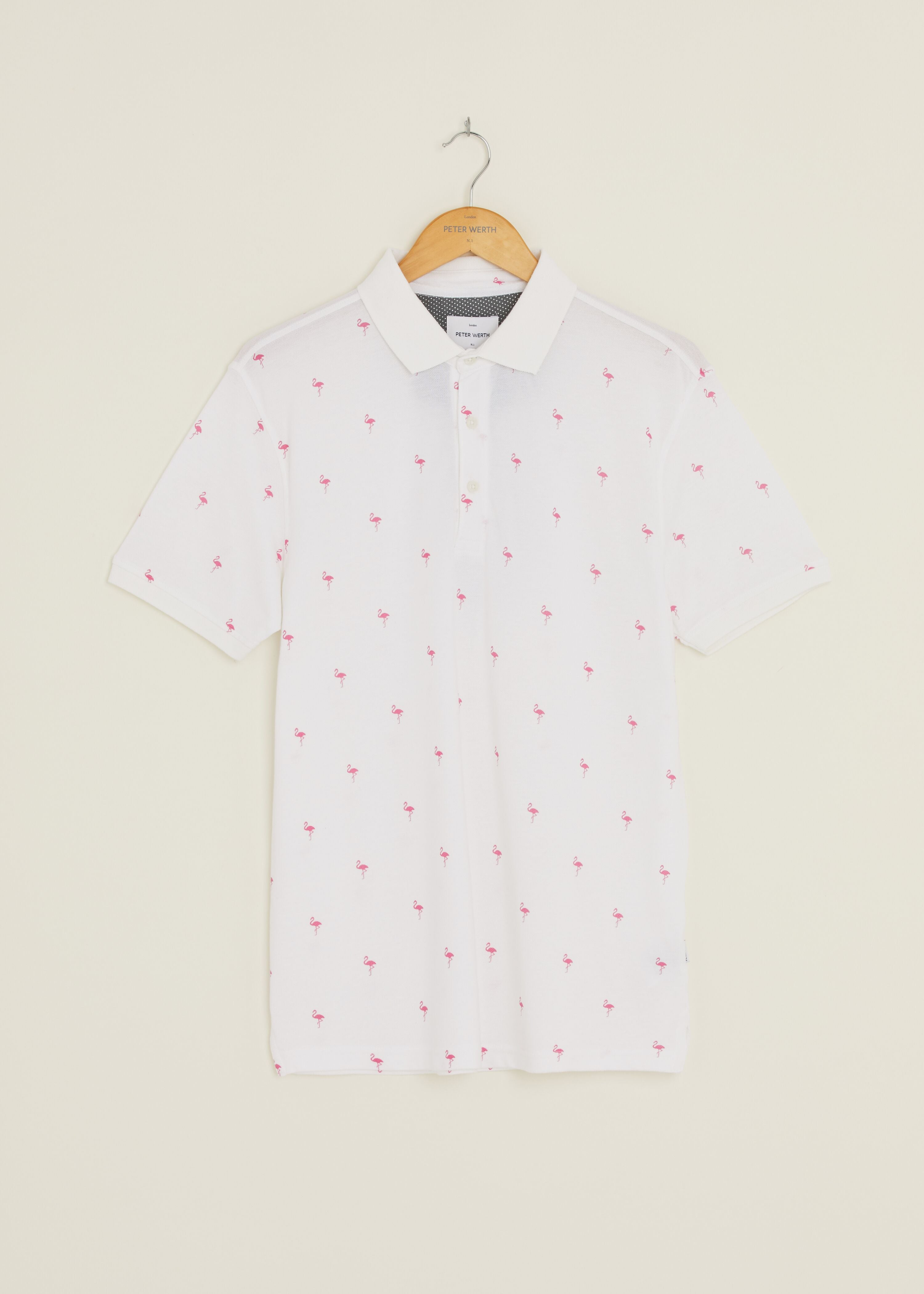 Fandango Polo Shirt - White