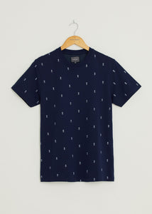Fruity T-Shirt - Navy