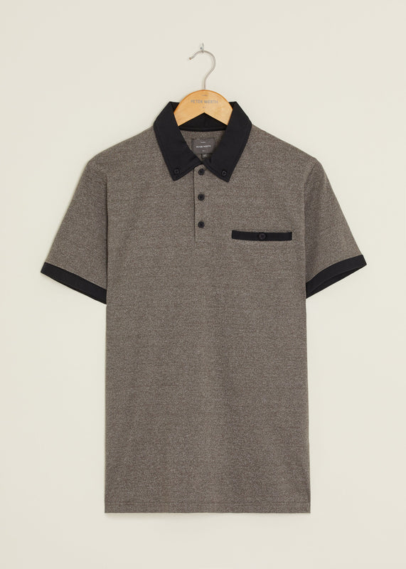 Fulbrook Polo Shirt - Anthracite