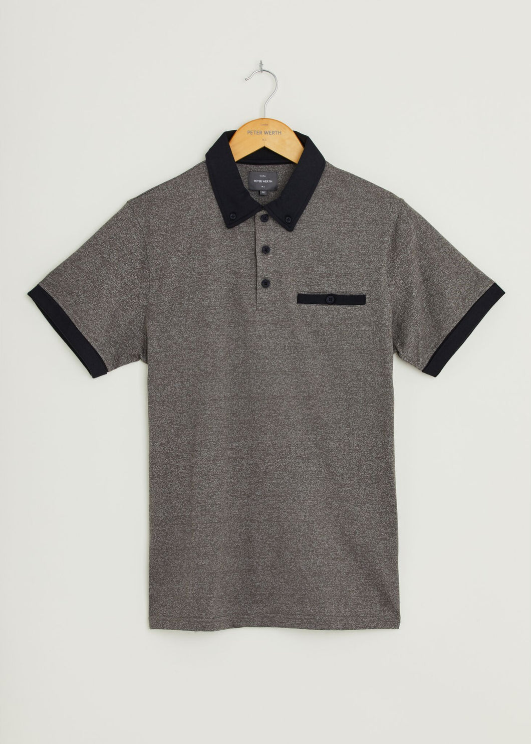Fulbrook Polo Shirt - Grey
