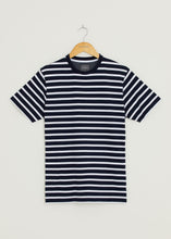 Load image into Gallery viewer, Gibson T-Shirt - Navy/White