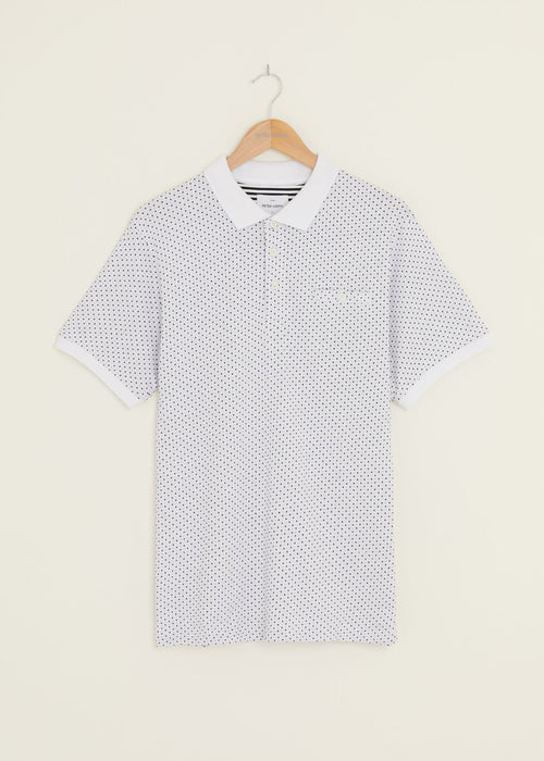 Halliford Polo Shirt - White