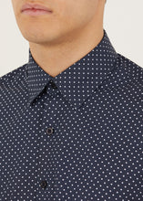 Load image into Gallery viewer, Hendon Long Sleeved Shirt - Navy