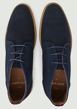 Load image into Gallery viewer, Idris Desert Boot - Navy