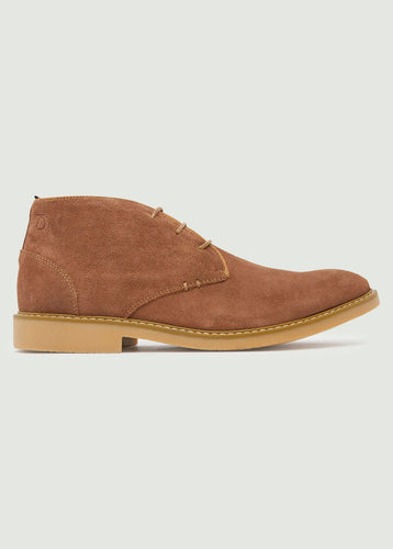 Idris Desert Boot- Tan