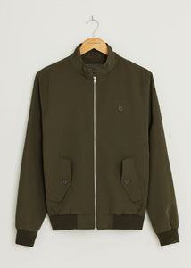 Labour Harrington Jacket - Khaki
