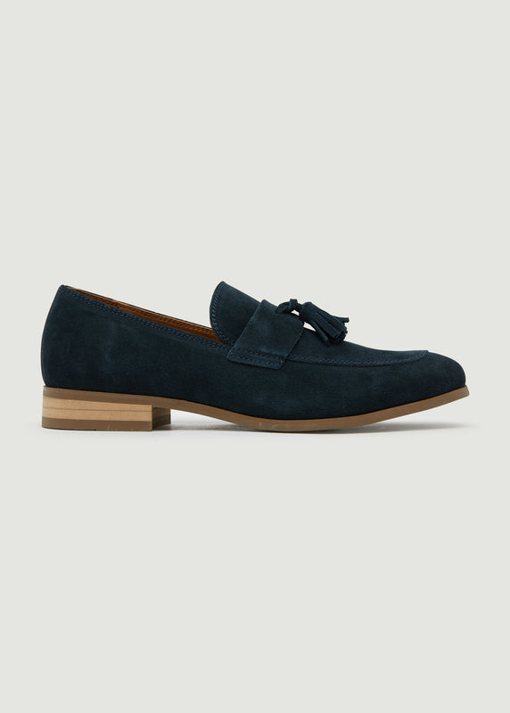 Moorhouse Loafers - Navy