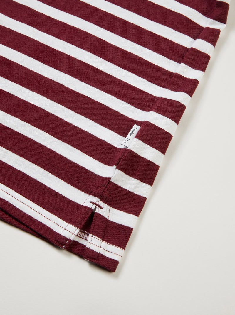 Gresley Polo - Burgundy
