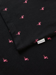 Flamingo T-Shirt - Black