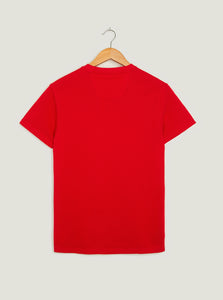 North T-Shirt - Red