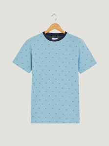Formosa T-Shirt - Light Blue